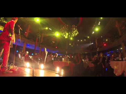 Rayguns Look Real Enough – Cafe de Paris 2014