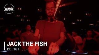 Jack The Fish House & Techno Set | Boiler Room Beirut
