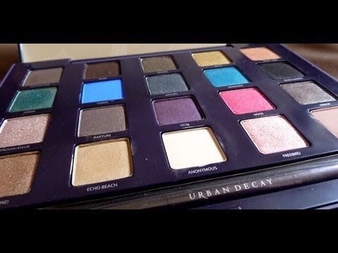 beaute Revue Vice Palette Urban Decay maquillage