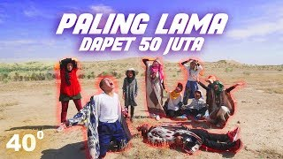 Video Di Padang Pasir 40°C, Bulan Puasa, Yang Paling Lama Dapet Rp 50.000.000 MP3, 3GP, MP4, WEBM, AVI, FLV Juli 2019
