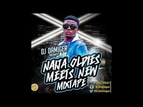 Naija oldies meets new mixtape