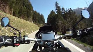 10. Inside BMW R1200GS 2008-2009 Stock Exhaust Soundcheck Part1 MPEG