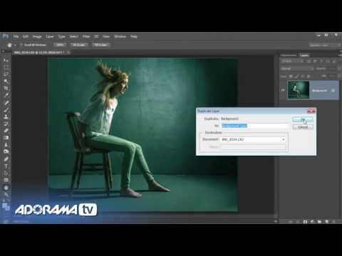 Home Studio Essentials Part 1 : Take and Make Great Photos with Gavin Hoey: Adorama Photography TV (видео)