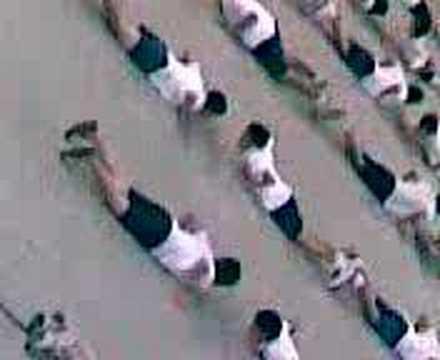 SI SEÑORES,  FIESTA EDUCACION FISICA DON BOSCO SCHOOL 2007