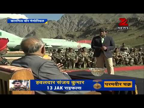 DNA: Special coverage on 15th anniversary of  Kargil war- Part III 26 July 2014 12 AM