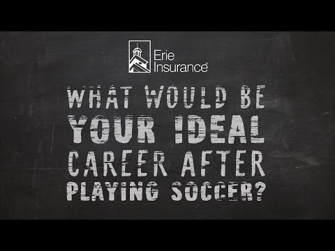 Video: Off the Post presented by Erie Insurance: Alternate Career