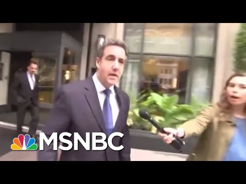 Michael Cohen Could Be Indicted By End Of August | Hardball | MSNBC