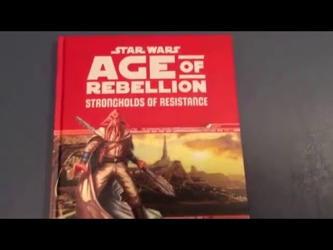 Star Wars: Age of Rebellion: Strongholds of Resistance Review