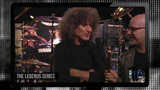 Tommy Aldridge on Drum Talk TV!