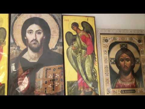"""Nowa siedziba sklepiku monasterskiego """"Galilea"""""""