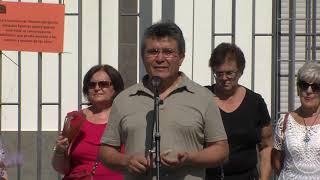 Los vecinos del barrio Joaquina Eguaras insisten en la necesidad de activar el proyecto del Centro Cultural