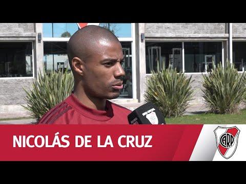 Nicolás De La Cruz: