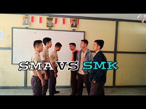 KOMPLIKASI SMA VS SMK