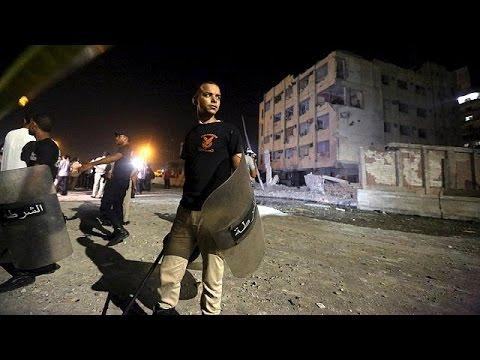 Αίγυπτος: Ισχυρή έκρηξη συγκλόνισε το Κάιρο
