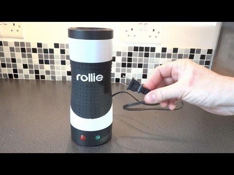Kitchen Gadget – The Rollie Eggmaster Vertical Grill