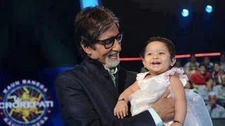 Aaradhya's Birthday Song Makes Granddad Amitabh Bachchan's Birthday Special !