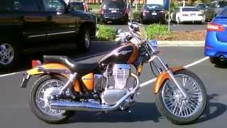9. Contra Costa Powersports-Used 2012 Suzuki Boulevard S40 650cc lightweight cruiser motorcycle