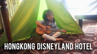 Video The Onsu Family - Thalia Bikin Tenda di Hong Kong Disneyland Hotel MP3, 3GP, MP4, WEBM, AVI, FLV November 2018