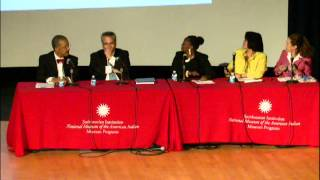 9. Panel: A Work in Progress - (Re)Presenting America: The Evolution of Culturally Specific Museums