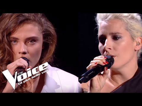 Video Annie Lennox  (I put a spell on you)   Maëlle et B. Demi-Mondaine   The Voice France 2018   download in MP3, 3GP, MP4, WEBM, AVI, FLV January 2017