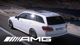 2014 Mercedes-Benz E 63 AMG Trailer