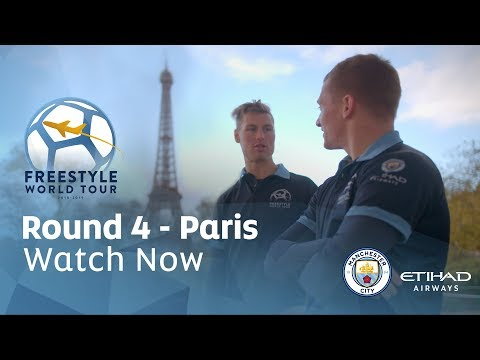 Video: Freestyle World Tour | Round 4 - Paris | Andrew Henderson meets Lisa Zimouche