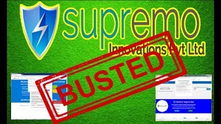 Video Supremo Innovations - Scammers Busted!! MP3, 3GP, MP4, WEBM, AVI, FLV September 2018