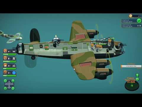 Dozkoz и Bomber Crew. 1 стрим.