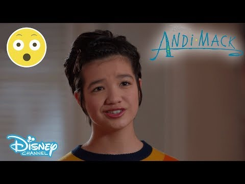 Andi Mack | Season 3 Episode 18 - First 5 Minutes 😱 | Disney Channel UK