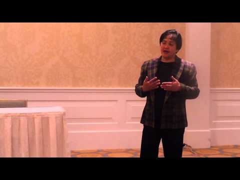 What Is Health? Talk by June Roca at The Belo Mansion, Dallas Texas