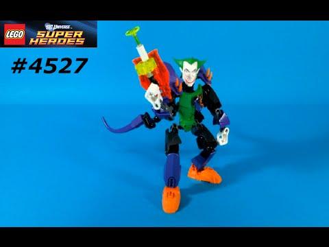 Vidéo LEGO DC Comics Super Heroes 4527 : Le Joker