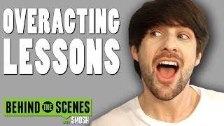 OVERACTING LESSONS (BTS)