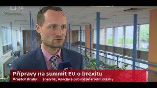 Mayová: EU se sjednocuje proti Británii