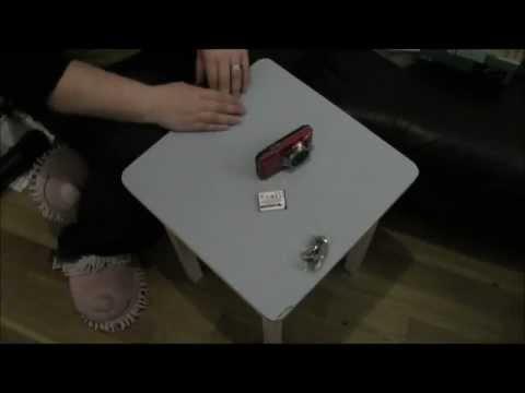 FUJIFILM FINEPIX JV300 unboxing