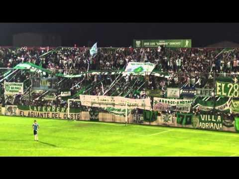 La hinchada de Laferrere - La Barra de Laferrere 79 - Deportivo Laferrere