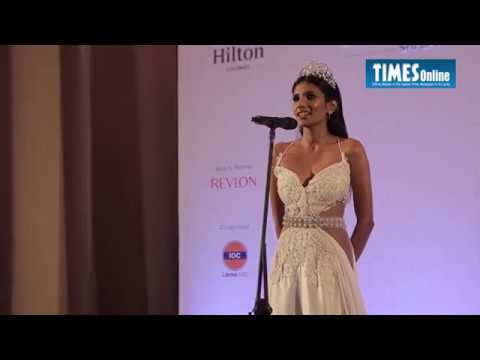 Miss Universe Sri Lanka 2017