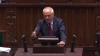 Niesiołowski: Chciałbym się dowiedzieć ile Polskę kosztuje ten skarb narodowy Jarosław Kaczyński, bohater…
