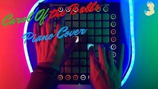 Video Carol of the Bells // Piano Launchpad Cover download in MP3, 3GP, MP4, WEBM, AVI, FLV Februari 2017