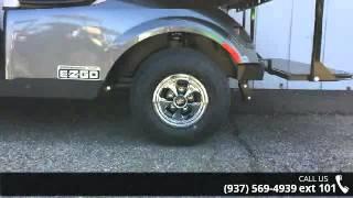 3. 2016 E-Z-GO TXT ELECTRIC Golf Car Cart - Power Equipment ...