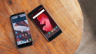 We pit the Galaxy S8 against the OnePlus 5 and breakdown how they compare in design, camera quality, and more. Watch to find out which smartphone comes out on top!Zolo Liberty+: http://redirect.anker.com/influencer?&utm_source=YouTube&utm_medium=referral&utm_content=TechnobuffaloRead more about our versus: https://www.technobuffalo.com/videos/galaxy-s8-vs-oneplus-5/Galaxy S8 Review: https://www.youtube.com/watch?v=BwKVkNj8zyQOnePlus 5 Review: https://www.youtube.com/watch?v=tiy4Yz7EHxgGalaxy S8 vs iPhone 7: https://www.youtube.com/watch?v=Pz50OVRTJKsMusic: http://www.epidemicsound.com/youtube-subscriptionMore tech goodness: http://www.technobuffalo.comOur video gear: http://amzn.to/1XQHb2EDeals: http://bit.ly/1JMh2qcFollow us!Twitter: http://www.twitter.com/technobuffaloFacebook: http://www.facebook.com/technobuffaloInstagram: http://instagram.com/technobuffaloGoogle Plus: https://plus.google.com/+TechnoBuffalo