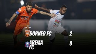 Download Video [Pekan 2] Cuplikan Pertandingan Borneo FC vs Arema FC, 22 Mei 2019 MP3 3GP MP4