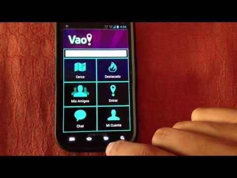 Video of Vao App Fiesta Night People