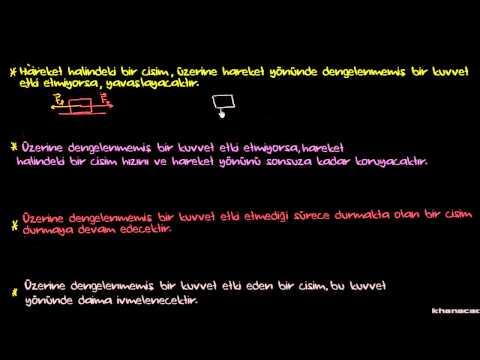 FİZİK - DENGE