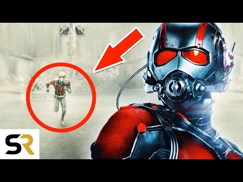 AntMan is the Deadliest Marvel Superheroe