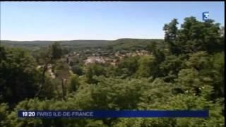 Chevreuse France  city pictures gallery : Reportage France 3 sur la Vallée de Chevreuse : 27 juillet 2015