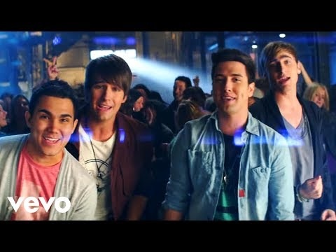 Big Time Rush feat. Mann – Music Sounds Better