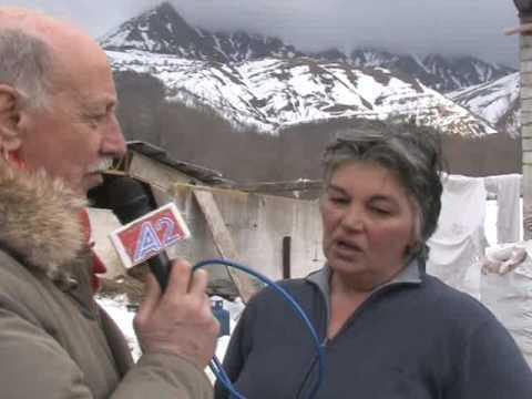 Amatrice cinque mesi dopo il terremoto