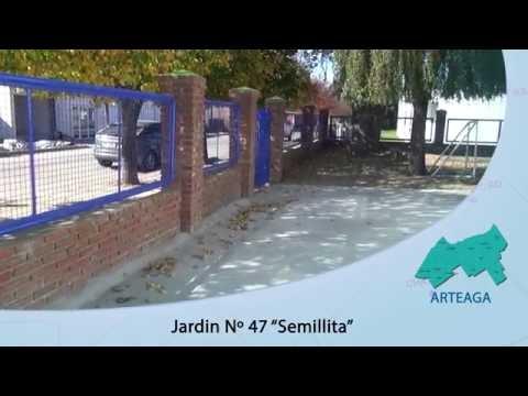 Entrega de aportes al Jardín Nº 47 Semillita de Arteaga