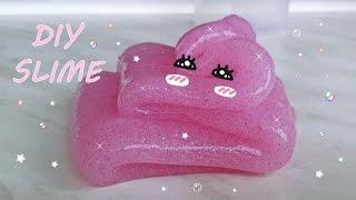 Video ♥ DIY SLIME! Make beautiful glitter slime! MP3, 3GP, MP4, WEBM, AVI, FLV November 2017
