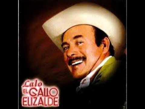 Lalo el Gallo Elizalde- Corridos con Los Tamazulas DISCO COMPLETO